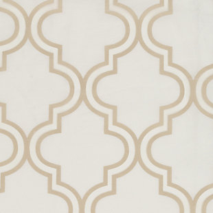 "Presidio 84"" Sheer Panel Curtain, , large"