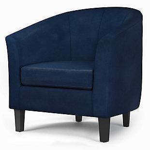 Simpli Home Austin Tub Chair, , large