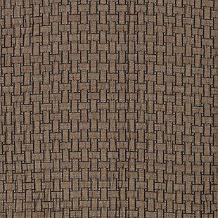 """Pomo 84"""" Jacquard Panel Curtain, Batik, large"""