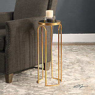 Uttermost Novalie Accent Table, , rollover