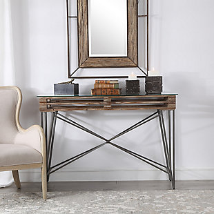 Uttermost Ryne Console Table, , rollover