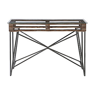 Uttermost Ryne Console Table, , large