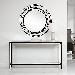 Uttermost Hayley Console Table, , rollover