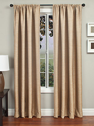 "Pomo 84"" Jacquard Panel Curtain, , rollover"