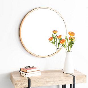 Safavieh Mirror, Copper, rollover