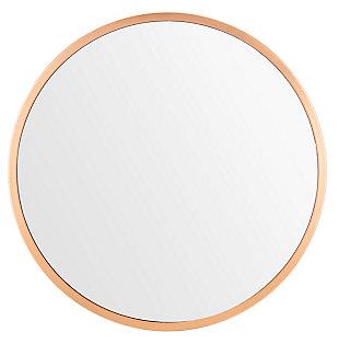 Safavieh Mirror, Copper, large