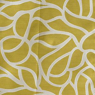 """Basra 96"""" Jacquard Tile Panel Curtain, , large"""