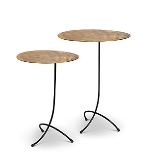 Lone Elm Studios Accent Side Tables (Set of 2), , rollover