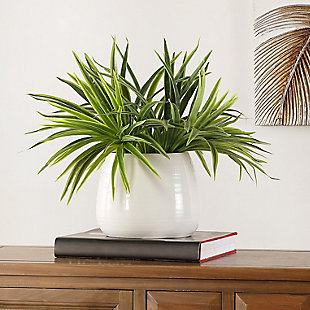 Safavieh Faux Orchid Potted Plant, , rollover