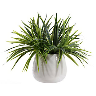 Safavieh Faux Orchid Potted Plant, , large