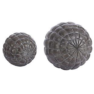 Safavieh Henla Set of 2 Decorative Ball, , large