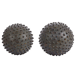 Safavieh Roni Set of 2 Decorative Ball, , large