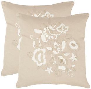 Safavieh April Pillow, , rollover