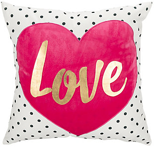 Safavieh Pure Love Pillow, , large