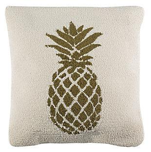 Safavieh Pure Pineapple Pillow, , large