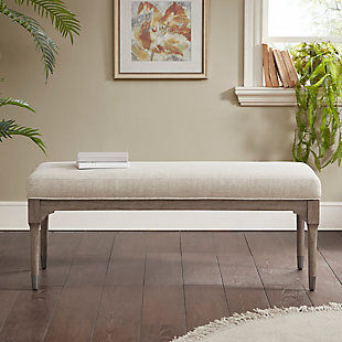 Madison Park Montaine Accent Bench, , rollover