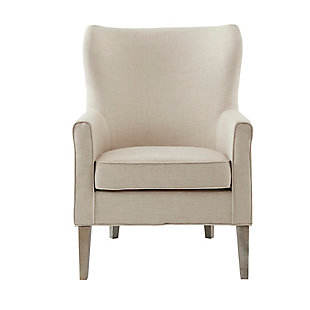 Madison Park Colette Accent Wingback Chair, , large