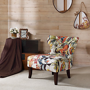 Madison Park Erika Accent Chair, Multi, rollover