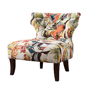 Madison Park Erika Accent Chair, Multi, large
