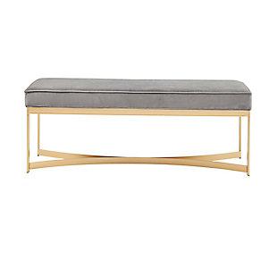 Martha Stewart Secor Bench, , large
