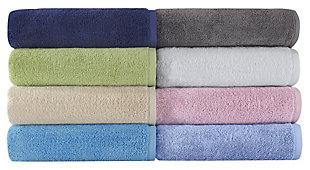 Classic Turkish Towels Jumbo Bath Sheet Towel, Green, rollover