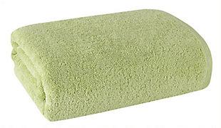 Classic Turkish Towels Jumbo Bath Sheet Towel, Green, large