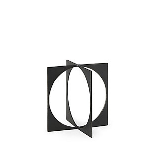 Mercana Gunmetal Iron Small Decorative Object, , rollover