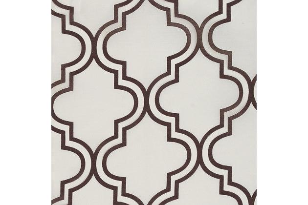 "Presidio 96"" Sheer Panel Curtain, , large"
