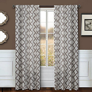 "Presidio 96"" Sheer Panel Curtain, , large"