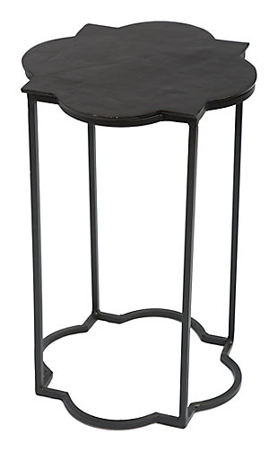 Brilla Black & White Accent Table, , large