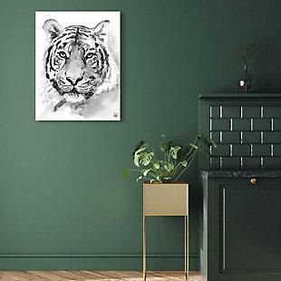 Creative Gallery 24x36 Metal Wall Art Print, White, rollover