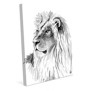 Creative Gallery 24x36 Metal Wall Art Print, White, large