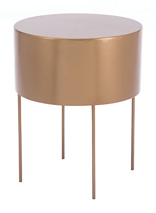 Bor Gold End Table, , large