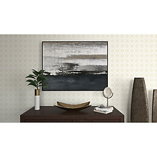 Gild Design House Hand Painted Canvas, , rollover