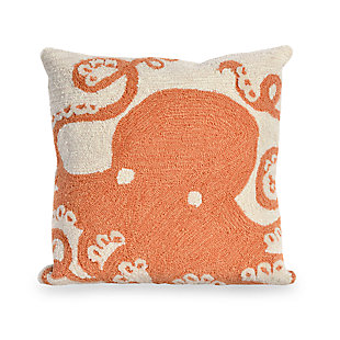 Deckside Sea King Indoor/Outdoor Pillow, , large