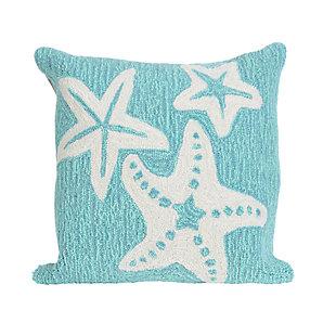 Deckside Ocean Gem Indoor/Outdoor Pillow, , large