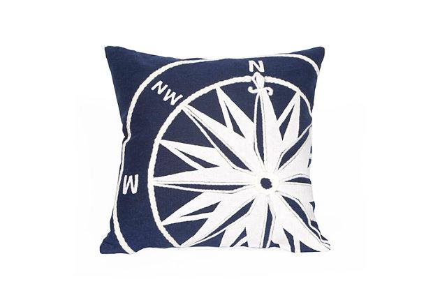 Spectrum II Polestar Indoor/Outdoor Pillow, , large