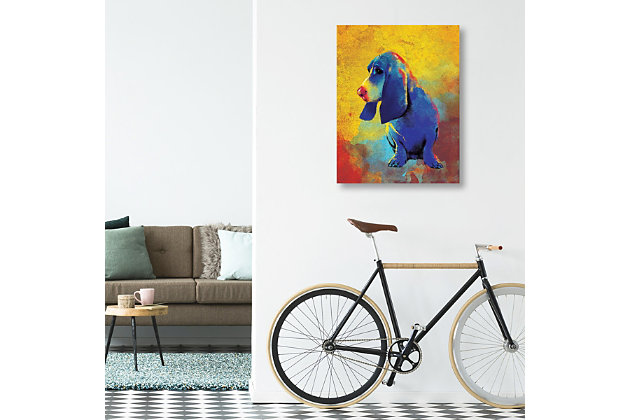 Creative Gallery 24x36 Metal Wall Art Print, Multi, large