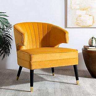 Safavieh Stazia Wingback Accent Chair, , rollover