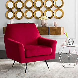 Safavieh Nynette Sofa Chair, , rollover