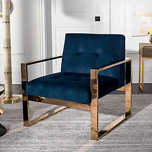 Safavieh Vasco Accent Chair, , rollover