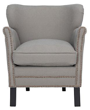 Safavieh Jenny Arm Chair, Royal Blue, large