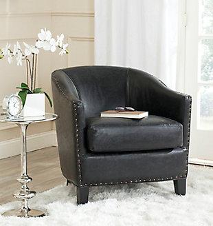 Safavieh Evander Club Chair, , rollover