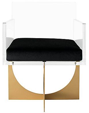Safavieh Jeneva Arm Chair, , large