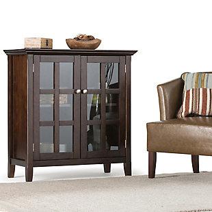 """Simpli Home Acadian 35"""" Storage Cabinet, , rollover"""