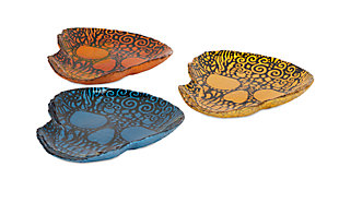 Halloween Merida Glass Dishes (Set of 3), , large