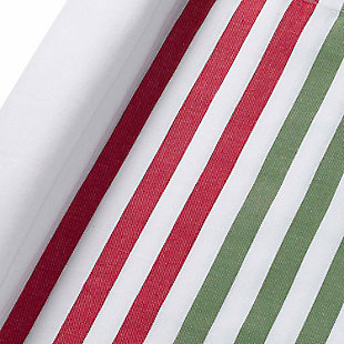 Ocean Beach Towel Red Green, , rollover