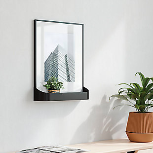 Umbra Matinee 8 x 10 Black Photo Display, Black, rollover