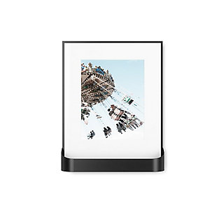 Umbra Matinee 8 x 10 Black Photo Display, Black, large