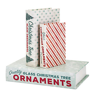Holiday Homestead Christmas Vintage Book Box Set, , large